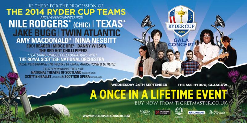 Ryder Cup 48 sheet