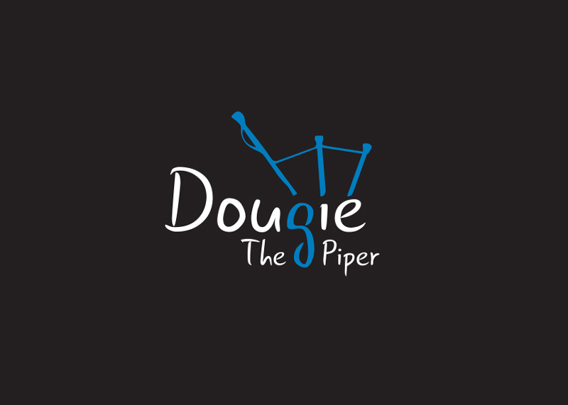 Dougie The Piper Ewan Mcdonald Freelance Digital Designer